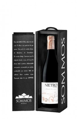 LOTE EXCLUSIVO NIETRO TINTO 1 BOTELLA